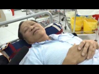 Xuân yêu thương tại Bệnh viện Đa khoa tỉnh Lạng Sơn